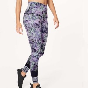 Lululemon Wunder Under HR tight unlux leggings